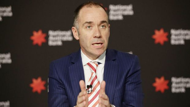 "NAB chief executive Andrew Thorburn says a $5.5 billion rights issues takes the question of capital ""off the table""."