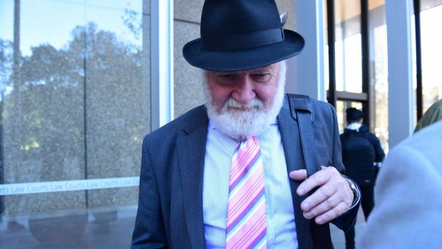 """""""'I forgot'': John Maitland is being prosecuted for giving misleading evidence to the ICAC."""