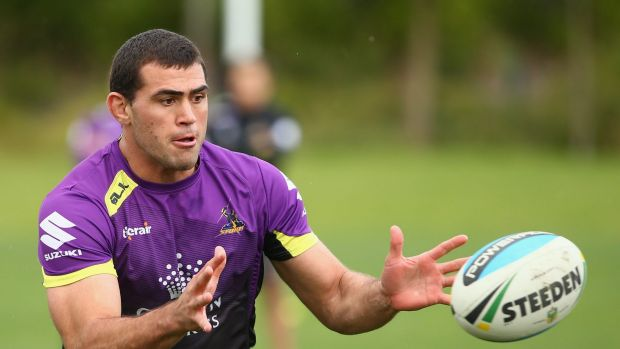 Dale Finucane wants to make more of a creative impact for the Storm.