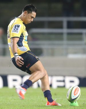 Christian Lealiifano's missed conversion proved the difference.