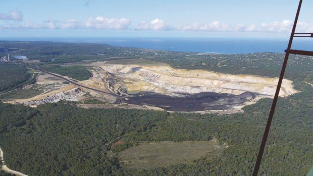 The Anglesea coal plant and mine shut in 2015.
