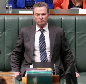 Christopher Pyne.
