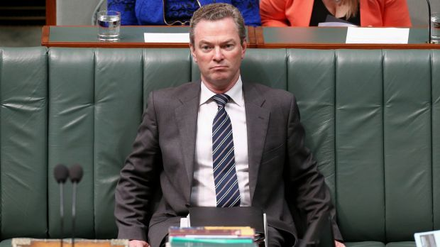 Education Minister Christopher Pyne says the government has a particular responsibility for independent schools that it ...