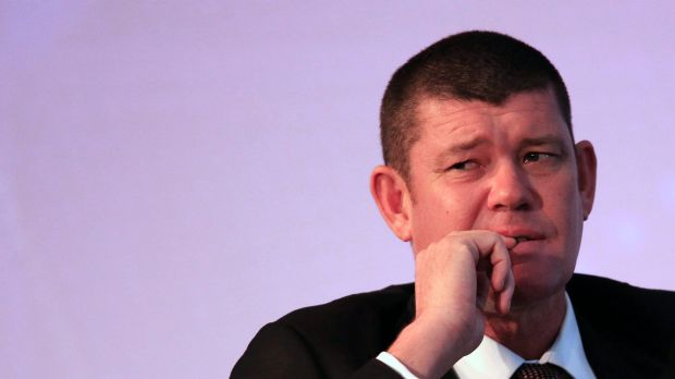 James Packer's connection to Blackstone reportedly came through a meeting with Jonathan Gray, Blackstone's global head ...