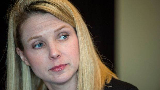 Yahoo shareholders are pushing Marissa Mayer to sell off its core Internet businesses and maintain its lucrative stake ...