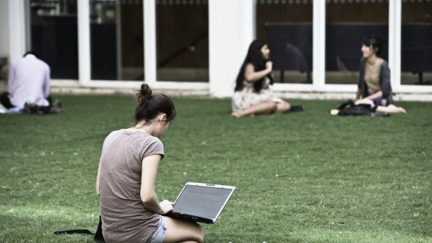 There were 433,936 international students studying in Australia on a student visa in April, an increase of 11.2 per cent ...