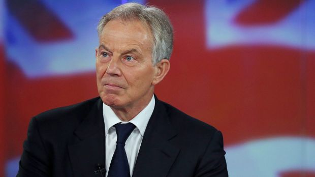 """Tony Blair, former British prime minister, was """"badgered"""" by Prince Charles in a series of letters known as the """"black ..."""