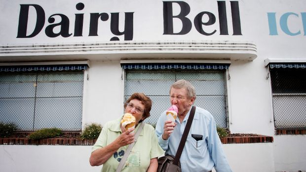 The Dairy Bell plant, which produced ice cream from 1970 until February, could  accomplish way for 154 dwellings and ground shops.