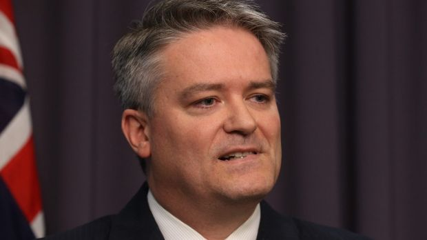 Mathias Cormann told Sky News that he was not involved in the day-to-day matters of Operation Sovereign Borders.