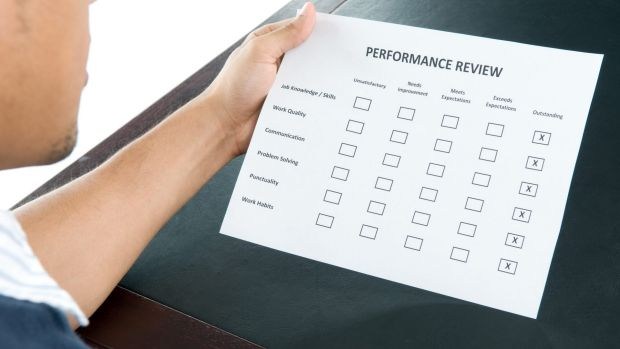 Fewer than half of employees say performance reviews help improve performance.