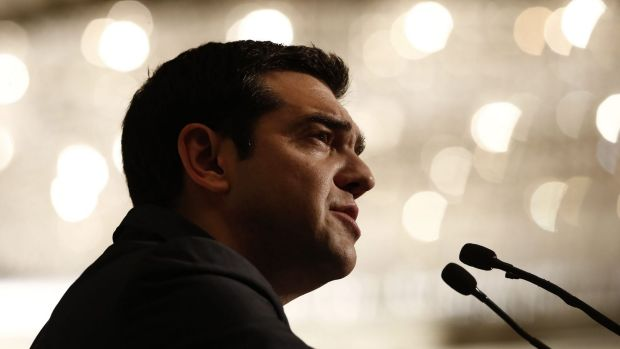 Greek Prime Minister lexis Tsipras faces perilous times as the country stares down a default.