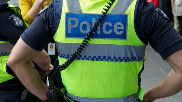Seven people have been charged after police shut down an out-of-control party south of Brisbane.