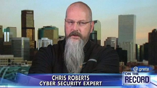 Security researcher, Chris Roberts, told FBI agents that he'd hijacked an aircraft's thrust management computer and ...