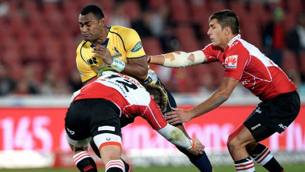 Tevita Kuridrani against the the Lions.