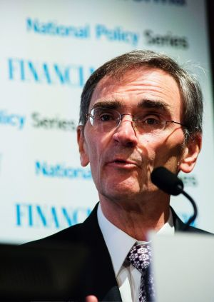 ASIC chairman Greg Medcraft warns investors don't see a bubble till its over.