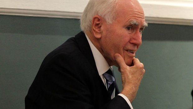A man who police believe is a Mafia boss and alleged hitman met then prime minister John Howard and other top Liberal ...