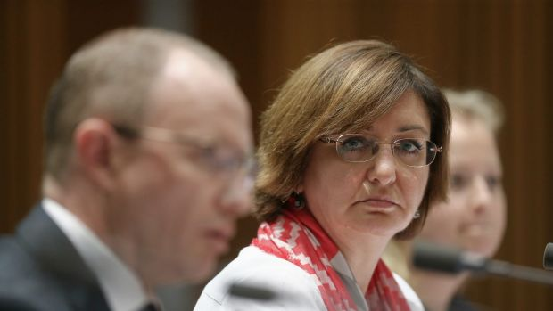 Transfield's Kate Munnings said that despite the company's best efforts ''some allegations of misconduct have arisen''.