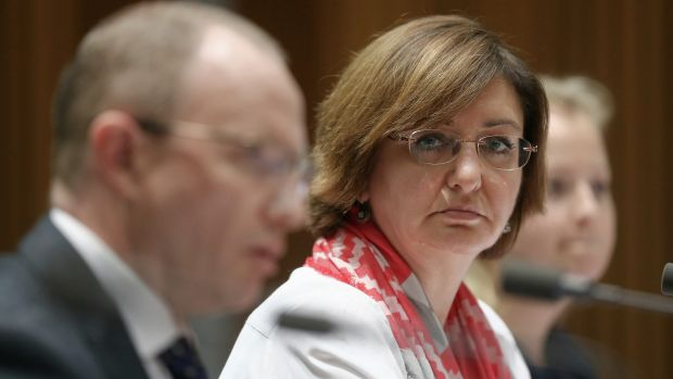 Transfield's Kate Munnings said low use of a whistleblower hotline indicated the success of normal management structures.