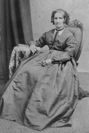 Jane Hewett, matriarch of the Hewett family and mother of Robert Hewett who both came to Australia on the Culloden. ...
