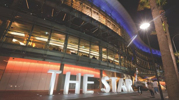 Gamblers are making the most of the Lunar New Year period at Sydney casino The Star.