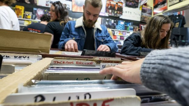 The vinyl revival has helped reverse the fortunes of Greville Records in Prahran.