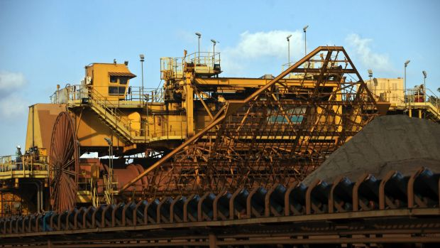 Vale Posts Record Iron Ore Output