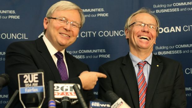 Then-prime minister Kevin Rudd lured former premier Peter Beattie out of political retirement to run in Forde in 2013. ...