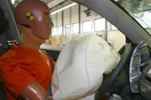 There's been a recall on affected car airbags