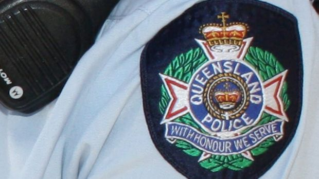 A man with a knife has robbed a pharmacy at Sunnybank Hills.