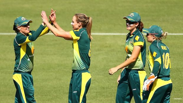 'We are still working towards the day when Australia's female cricketers will be able to earn a full-time, professional ...