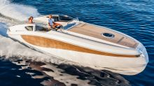 Wider 32 from Boutique Boat Company.