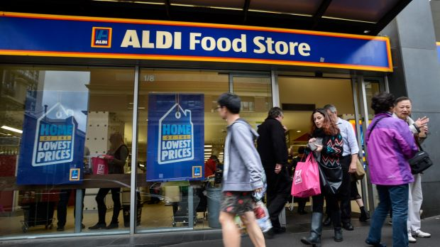 It made its name with cheap groceries, but you can also buy a lawn mower at Aldi.