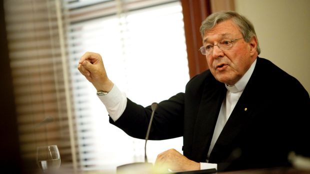 The principle of innocent until proved guilty has been generally dispensed with by Cardinal George Pell's critics.