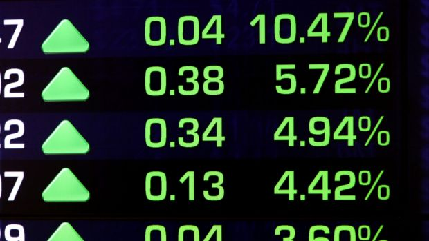 Shares are set to extend their recent gains.