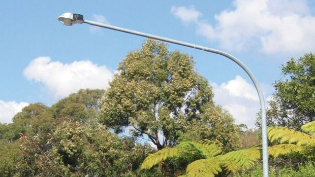 New LED street lights will save western Sydney councils an estimated $21 million over 20 years.