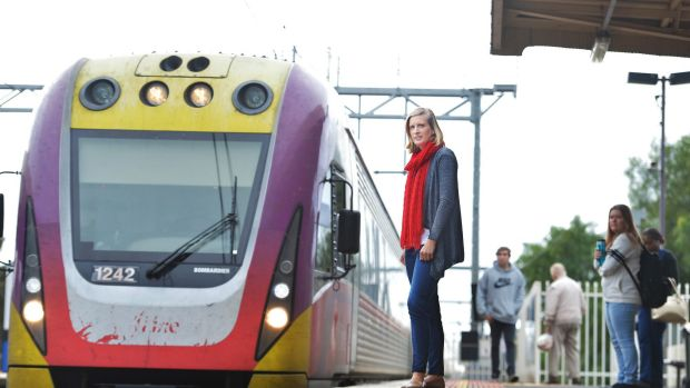 """Acting Premier James Merlino told reporters commuters had """"every right"""" to be frustrated and annoyed."""