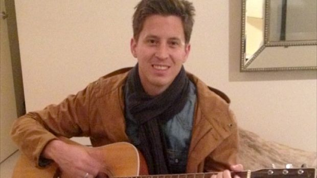 Paul Wickerson, of Sydney, who died after being ejected from the Brownstock Music Festival in Essex.