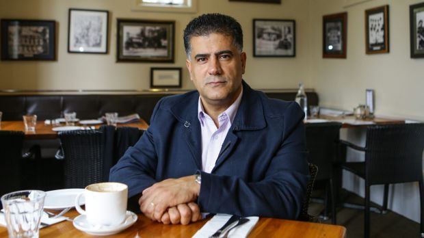 Hurstville councillor Con Hindi was the mayor in May last year when Victor Lampe was suspended.