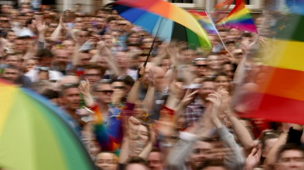 """Arguments for same-sex marriage, such as were used in Ireland before its May 23 referendum, are  more often a """"why not?"""" ..."""