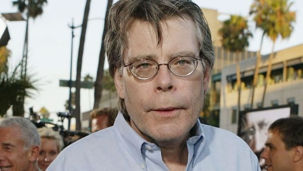 Stephen King made the announcement on Twitter.
