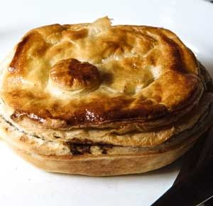 Save your money: A hot meat pie will cost a pretty packet at the Rugby World Cup.