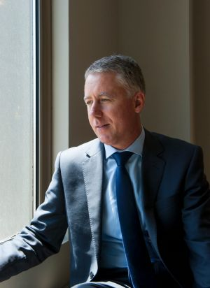 "Spotless chief executive Martin Sheppard says the company has a ""valued"" relationship with the NSW Land and Housing ..."