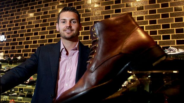 Dan Thomas became a style consultant after injuring his back.