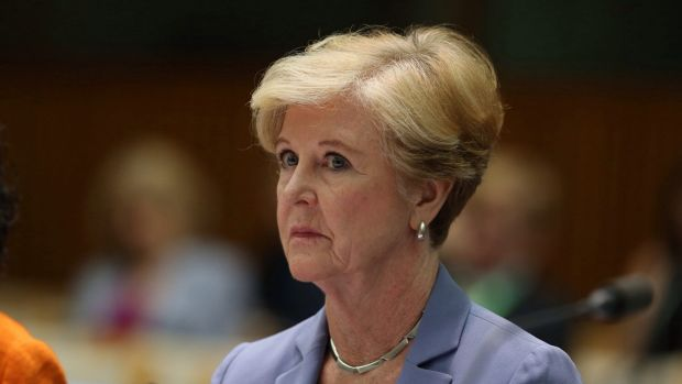 Gillian Triggs did not  link the government's policy of turning back the boats with the deaths of Andrew Chan and Myuran ...