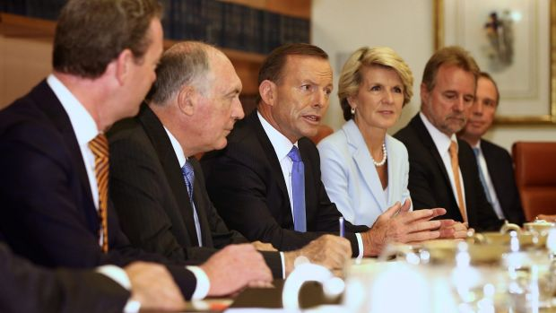 Prime Minister Tony Abbott's plan to strip Australians of their sole citizenship faces a rocky journey through cabinet.