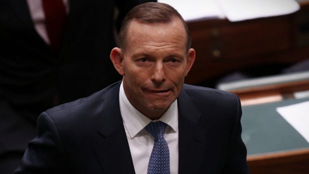 The nation should be discussing reform to the whole tax system: Prime Minister Tony Abbott.