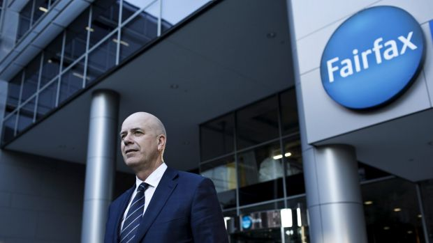 Fairfax Media CEO Greg Hywood says the focus on mobile is paying off.
