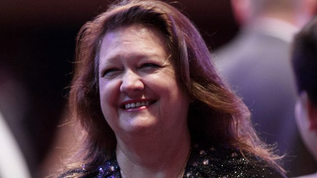 Gina Rinehart's company could have been caught up in laws requiring companies to give detailed information about their ...
