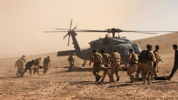 Australia's soldiers finally have a chance to tell us, in their own words, about their service in Afghanistan.
