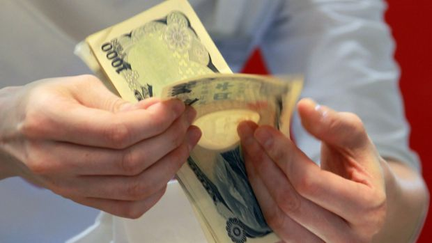 Analysts view the yen as a less risky asset than a higher yielding currency like the Australian or New Zealand dollar.
